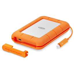 LaCie Rugged Thunderbolt USB-C/5TB STFS5000800