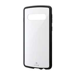 エレコム Galaxy S10 TOUGH SLIM LITE ホワイト PM-GS10TSLWH