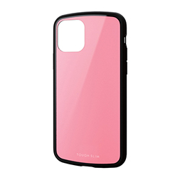 エレコム iPhone 11 Pro TOUGH SLIM LITE ピンク PM-A19BTSLPN