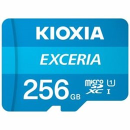 KIOXIA MicroSDカード EXERIA 256GB KMU-A256G