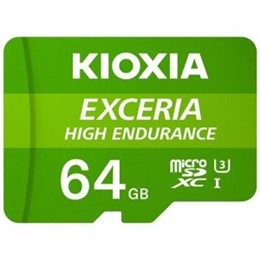 KIOXIA MicroSDカード EXCERIA HIGH ENDURANCE 64GB KEMU-A064G