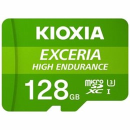 KIOXIA MicroSDカード EXCERIA HIGH ENDURANCE 128GB KEMU-A128G