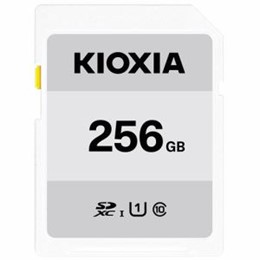KIOXIA SDカード EXERIA BASIC 256GB KSDER45N256G