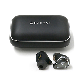 HACRAY W1 True wireless earphones Black HR16368