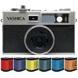 YASHICA デジフィルムカメラ Y35 with digiFilm6本セット YAS-DFCY35-P01