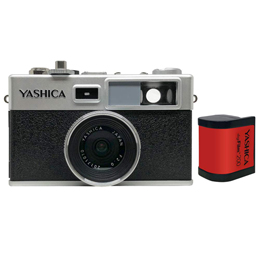 YASHICA デジフィルムカメラ Y35 with digiFilm200セット YAS-DFCY35-P38