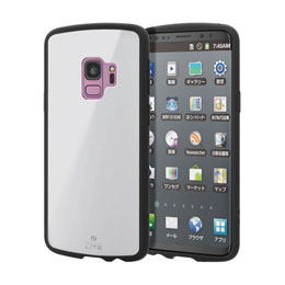 エレコム Galaxy S9/TOUGH SLIM LITE/ホワイト PM-GS9TSLWH