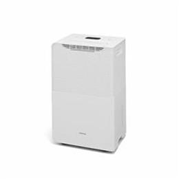 アイリスオーヤマ 除湿機 空気清浄機付除湿機 ホワイト (コンプレッサー方式) KDCP-J16H-W