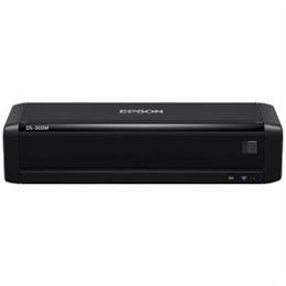 EPSON A4コンパクトシートフィードスキャナー DS-360W